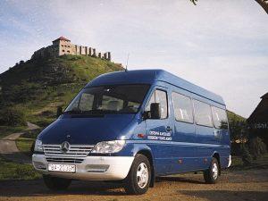 Preprava minibusmi