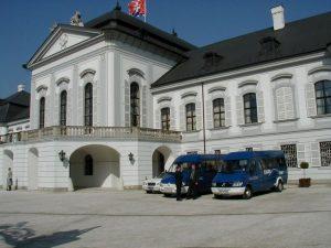 V.I.P. transport